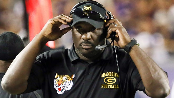 Grambling coach Doug Williams was the 17th overall pick in the 1978 NFL draft by Tampa Bay and was MVP of Super Bowl XXII while playing for the Washington Redskins.