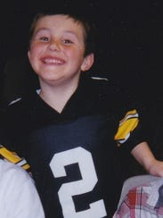 Cole Banwart grew up rooting for the Iowa Hawkeyes,
