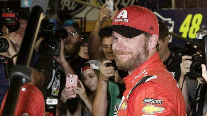 Dale Earnhardt Jr. is among the members of the NASCAR Hall of Fame class of 2021, NASCAR announced Tuesday.