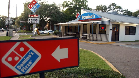 Acadiana Domino's Pizza locations will donate 20 percent of every purchase made Tuesday to shooting victims.