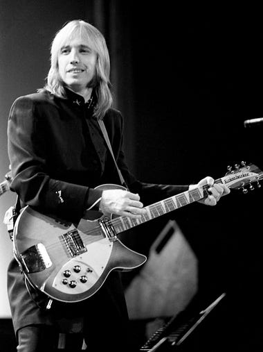 Rock star Tom Petty is playing his Southern-inspired