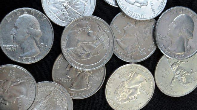 A national coin shortage has affected businesses, including self-service laundries that cannot get enough quarters.