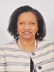 Meg Brown, interim associate dean and associate professor