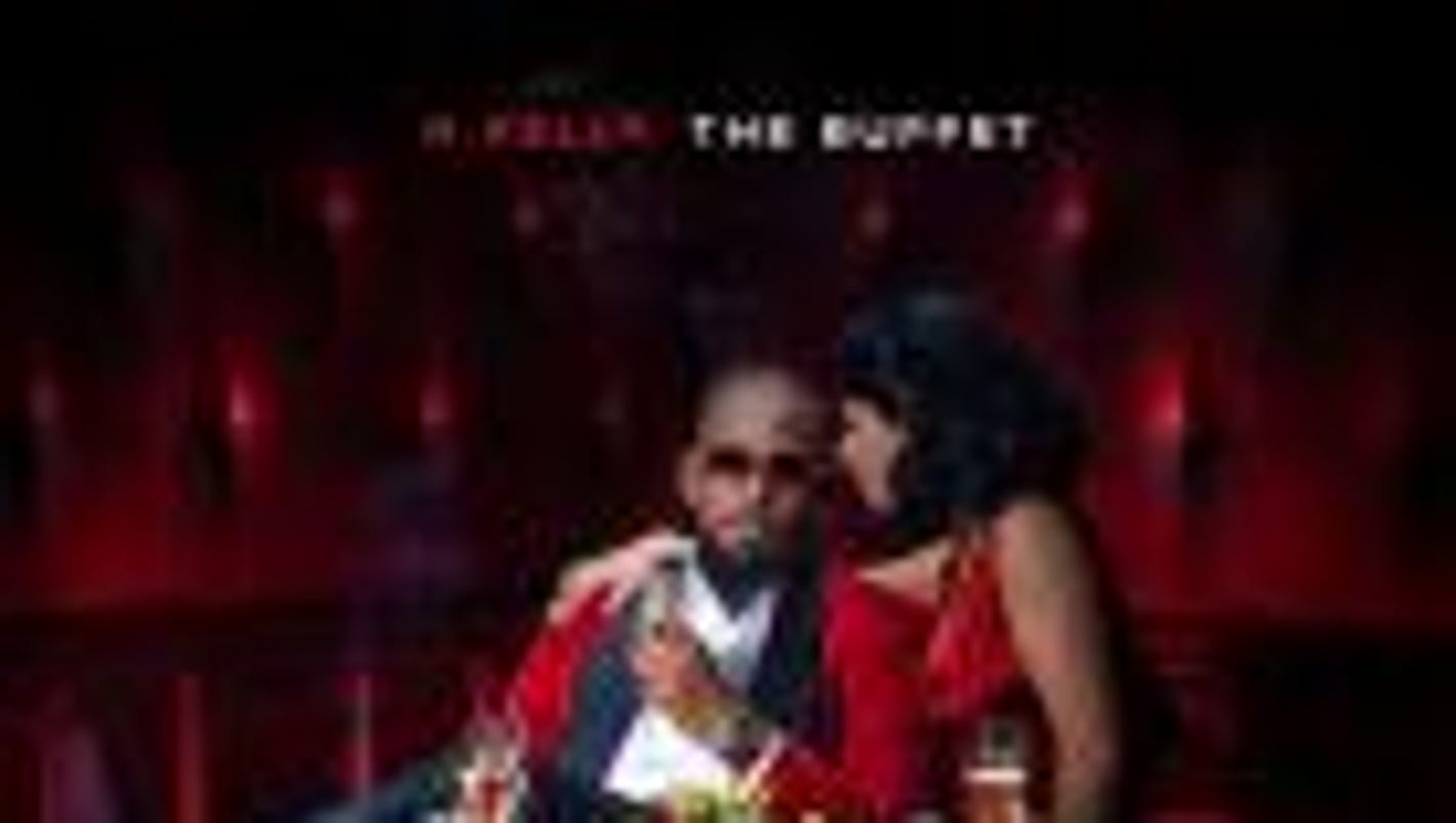 R Kelly Feasts On Love Again With The Buffet