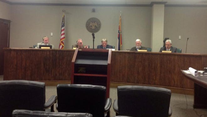 Rankin County Board of Supervisors