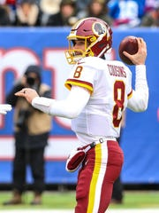 Kirk Cousins would likely cost the Cardinals a lot