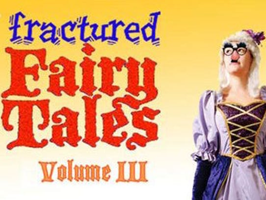 """Fractured Fairy Tales Volume III"" hists the Lake Country"