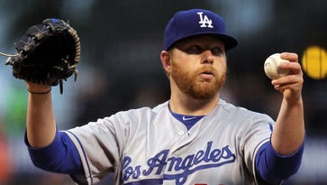 Brett Anderson is 1-1 with a 5.49 earned-run average after four starts.