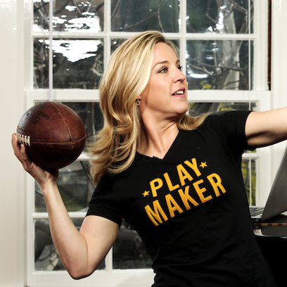 Are you ready for some football? Jennifer Jolly shares