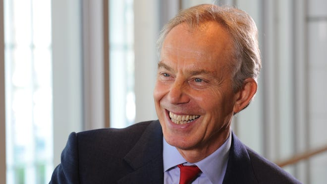 Former British Prime Minister Tony Blair will join Sen. John McCain this weekend at the McCain Institute for International Leadership's third annual Sedona Forum.
