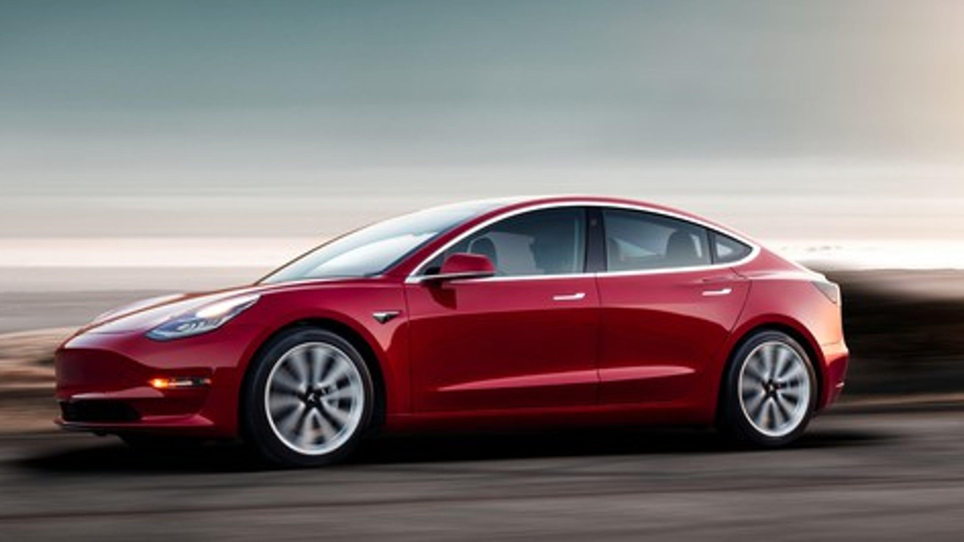 Tesla Electric Car Price Cut Model 3 Model S Model X Get Discounts