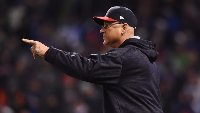 Terry Francona's Indians dropped Game 2, but they know what they have to do going forward.