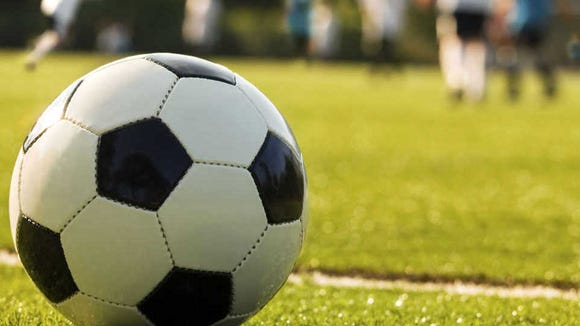 Soccer stock photo.