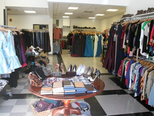 The Simuel Whitfield Simmons Organization's new store, Simuel's Closet, opened its doors in New Brunswick on Sept. 18.
