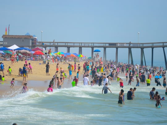 A federal civil suit about toplessness in Ocean City could linger into 2019. The current ordinance does not allow a woman to be topless in the resort.