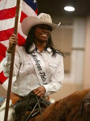 2018 : 49th Spartan Stampede Rodeo Held, Selects First African-American Rodeo Queen