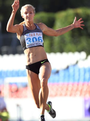 Russian long jumper Darya Klishina is eligible to  compete in Rio.