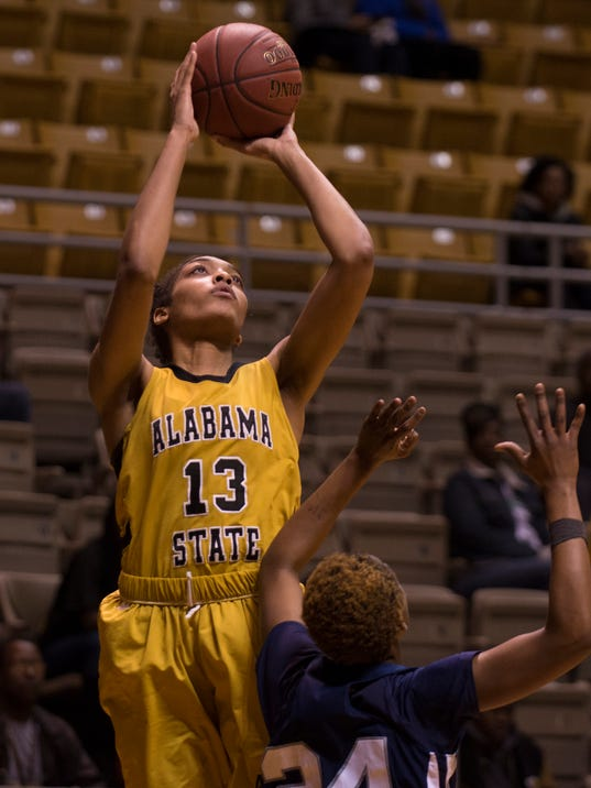 Women's Basketball: Alabama State vs Jackson State