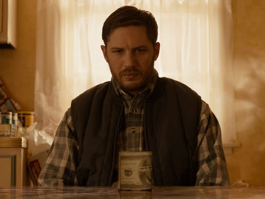 Tom Hardy in 'The Drop
