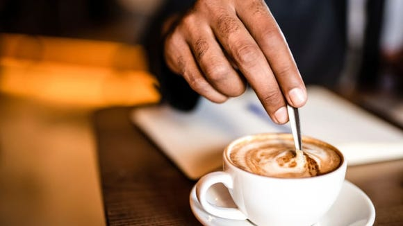 To improve your sleep, pass on the traditional post-dinner cappuccino or coffee. It can take up to six hours for caffeine's effects to wear off.