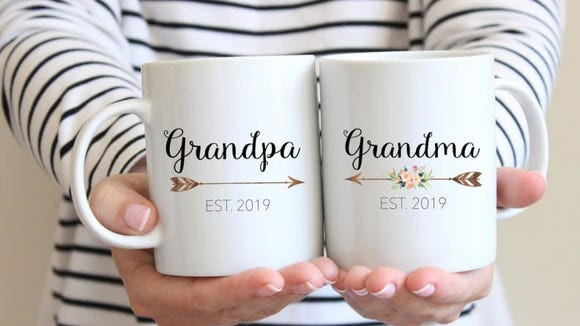 Everything tastes sweeter in these mugs.