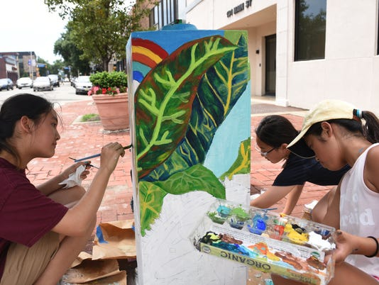 Hackensack Utility ARTBox Project