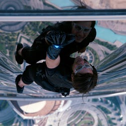 'Mission: Impossible' continues action thrills