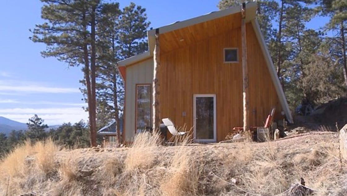 Colorado 39 s most energy efficient home is a passive house for Most energy efficient house
