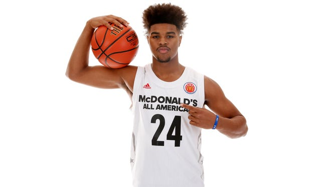 McDonalds High School All-American guard MJ Walker recently committed to Florida State.