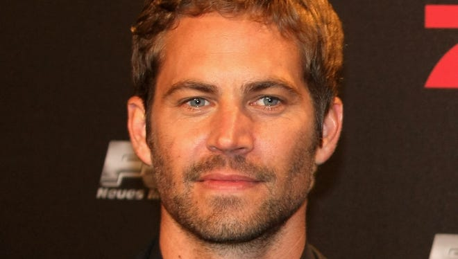 Paul Walker died in a car accident in Santa Clarita, Calif., on Saturday.
