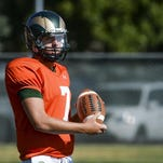Quarterback Nick Stevens said he's eager to see what he and his CSU teammates can do in their first game Saturday against Savannah State.