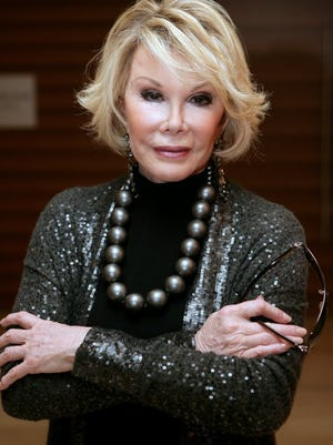 Joan Rivers was placed in a medically induced coma after going into cardiac and respiratory arrest Thursday during outpatient vocal cord surgery.