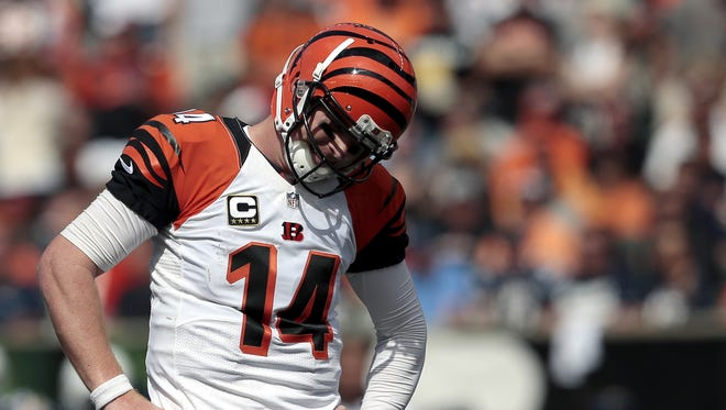 Bengals quarterback Andy Dalton was named as a first alternate to the Pro Bowl.