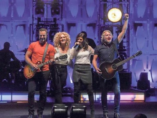 Little Big Town comes to Greenville in April.