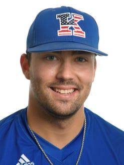 Jackson Goddard was the Diamondbacks' third round MLB draft pick in 2018.