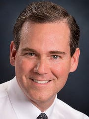 Mark Syms, an independent candidate for the Arizona