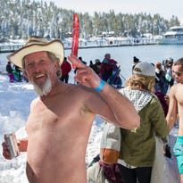 Brrrr: Pics from Polar Plunge for Special Olympics of Nevada