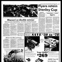 BC Sports History - Week of May 28, 1965