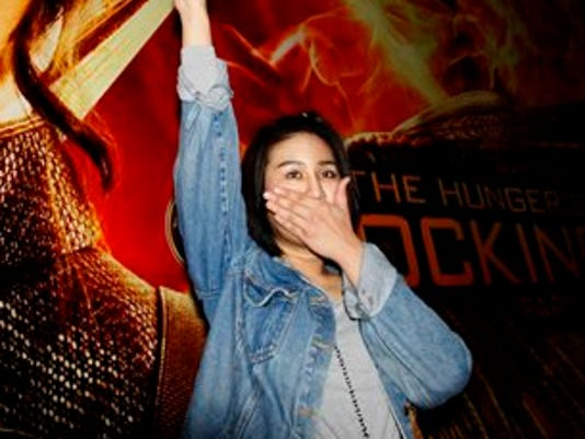 APTOPIX Thailand Hunger Games