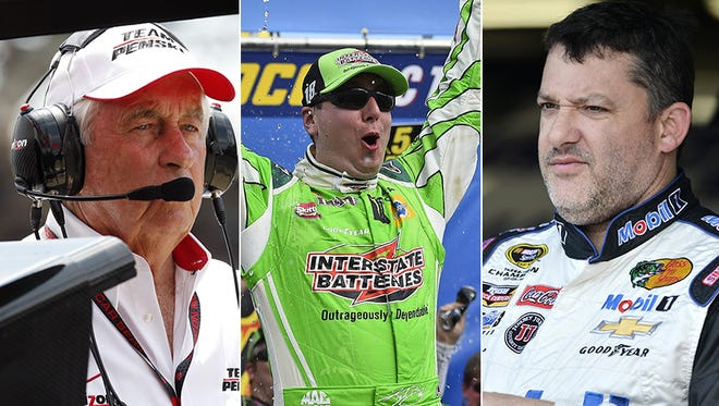 A look at who's hot and who's not heading into the Brickyard 400 at IMS Sunday.
