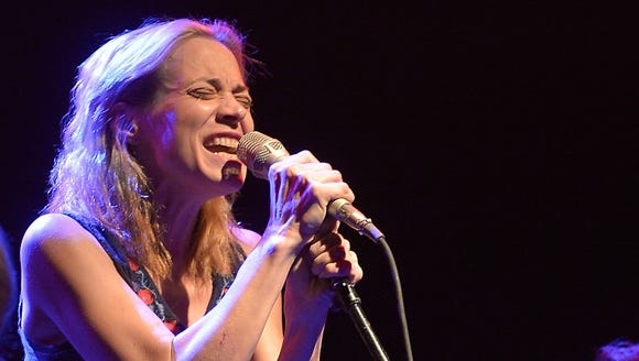 Fiona Apple is very clear about one thing in her new