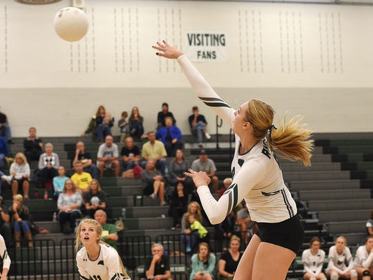 Fossil Ridge's Riley Zuhn committed to defending national