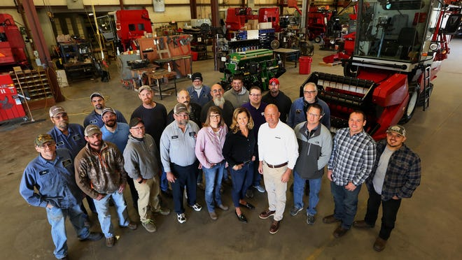 Kincaid Equipment manufactures agricultural equipment, primarily targeted at the seed research industry, at their business in Haven. They have been named the 2020 Agri-busiiness of the Year by the Hutchinson/Reno County Chamber of Commerce.