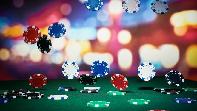 Vegas in the Falls, an annual Quality Life Concepts fundraiser, turns the Heritage Inn into a Vegas casino Saturday.
