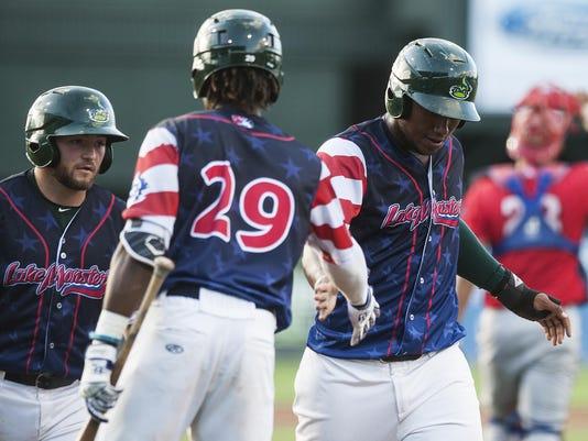 Williamsport vs. Vermont Baseball 07/14/16