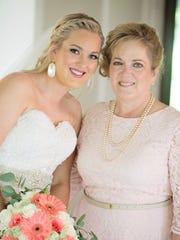 Kristen Webernick and her mother, Melani Freeman.