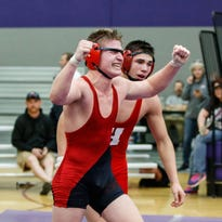 Upper weights help pave way for Pewaukee wrestlers at sectionals