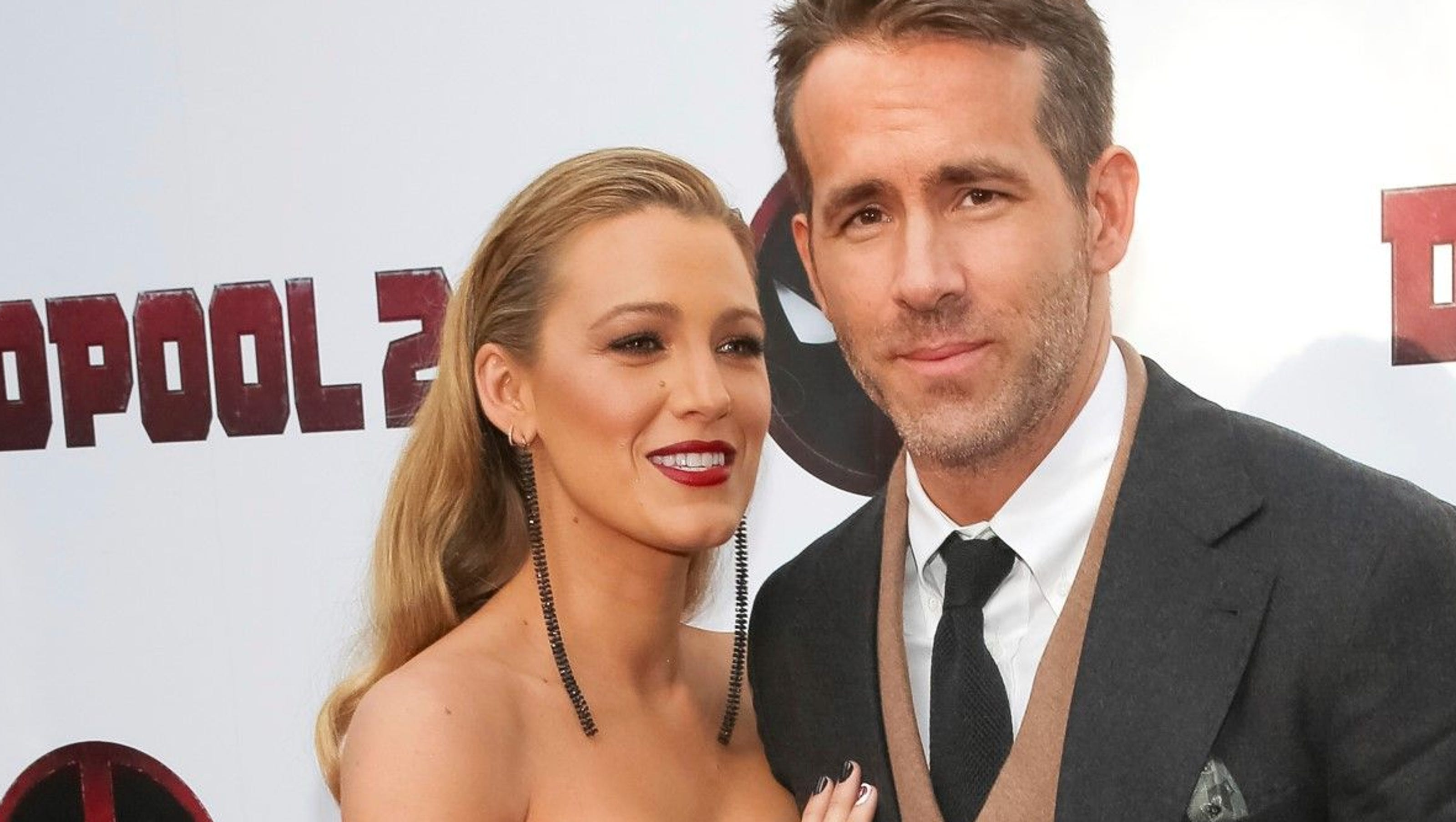 Ryan Reynolds, Blake Lively are proud parents at Taylor ...