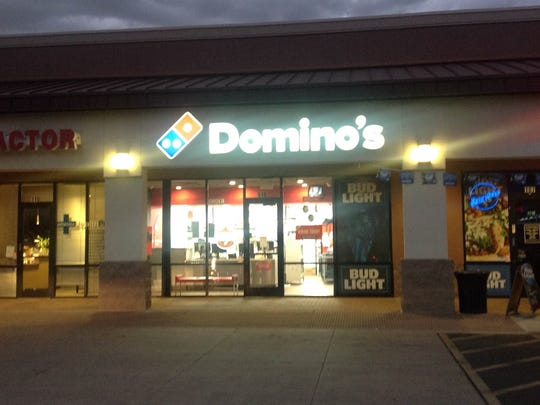 The Domino's at 7710 W. Lower Buckeye Road was robbed
