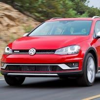 2017 Volkswagen Golf Alltrack adventurous, sophisticated